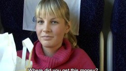 Czech Streets / Rychlý prachy 9 - Veronika ošukaná ve vlaku