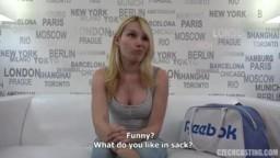 Český Porno Casting - 7942 Michaela