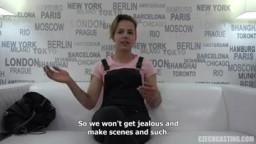 Český Porno Casting - 5016 Michaela