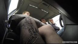 Český kurvy z E55 - E28 šlapka si nechala roztrhat podvazky při sexu se zákazníkem