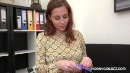 HornyGirlsCZ - Masturbace české dívky Antonia Sainz