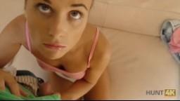Hunt4K - sexuální experiment s krásnou českou dívkou