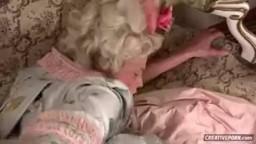 Nadržená baronka - POV porno