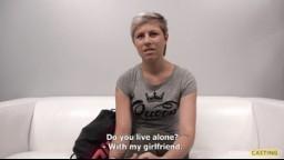 CzechCasting - Český porno casting krátkovlasá MILF Michaela 5449