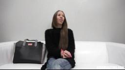 CzechCasting - Český porno casting mladičká Paris Devine chce být modelkou