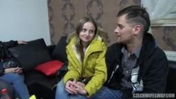 CzechWifeSwap 6 - dva borci si chtějí vyzkoušet sex s cizí manželkou