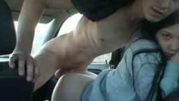 CzechAmateurs 21 / Čeští amatéři - mladý pár si to rozdal v autě při cestě na nedělní oběd