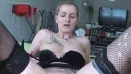 CzechAmateurs 38 / Čeští amatéři 38 - amatérský BDSM sex s blondýnkou