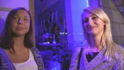 PornHubAgent E07 - dvě sexy kočky poprvé na castingu s agentem Katy & Morgan