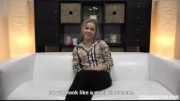 CzechCasting - sexy blondýnka Alžběta
