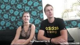 Czech Wife Swap 2 - Erotická výměna manželek 2. díl českých amatérů - české HD porno zdarma