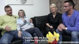 Czech Wife Swap 7 - Erotická výměna manželek 7. díl českých amatérů - české HD porno zdarma