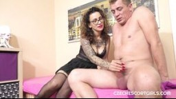 CzechEscortGirls E25 - mature děvka Natasha Ink