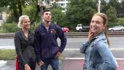 Czech Couples 23 - anální sex se stydlivou blondýnkou v sauně - Ria Sunn