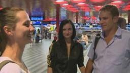 Czech Couples 5 - výstřiky českých párů na veřejnosti