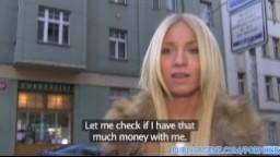 Rychlý prachy aneb Public Agent v českých ulicích - sex s bárbínou alias barbie Kaira Lord