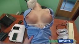 FakeHospital - o polední pauze si zašukal se sesřičkou v nemocnici