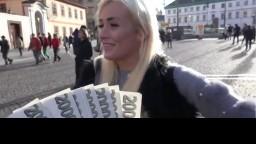 Rychlý Prachy alias Czech Streets 109 - Karolína alias Daisy Lee